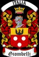 GIOMBELLI Brasão